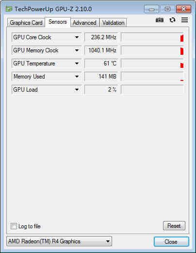 GPU-Z(显卡检测工具) V2.13.0.0