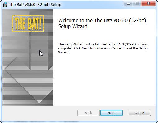 The Bat! 个人免费版(电子邮件管理) V8.6.0.6