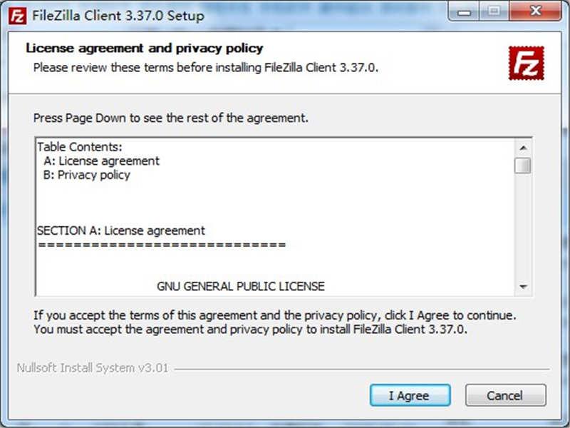 FileZilla 64位 V3.38.1.0