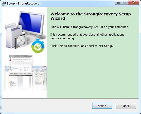 StrongRecovery(硬盤數據恢復)下載