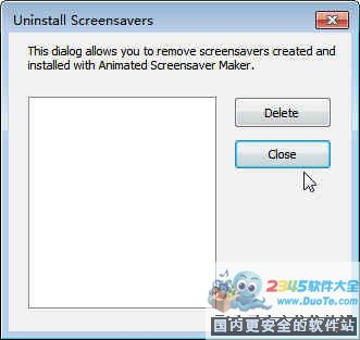 Animated Screensaver Maker (屏保制作工具 )下載