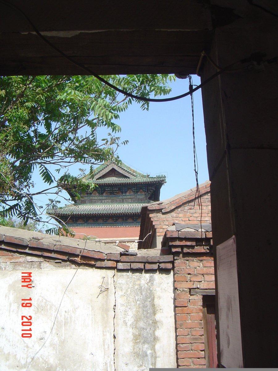 安阳文峰塔高阁寺