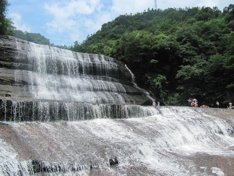 泸州古蔺黄荆风景区
