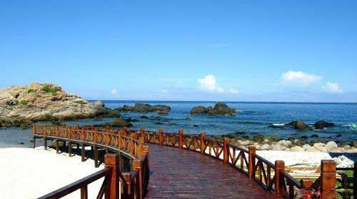 湛江吉兆湾旅游景点简介,图片,旅游信息推荐-2345旅游