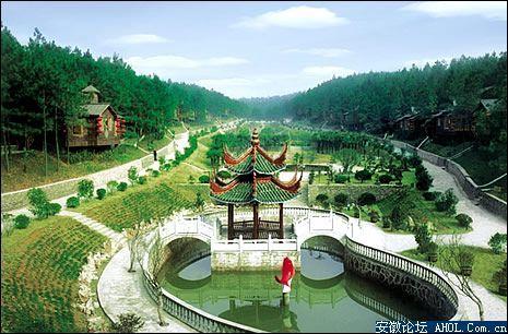 宁国市恩龙山庄生态旅游度假区