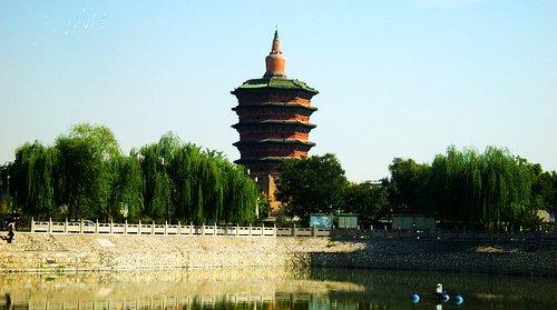 许昌文峰塔