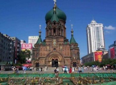 旅游景点 黑龙江 哈尔滨 > 木兰县香磨山风景区   我想去  我去过