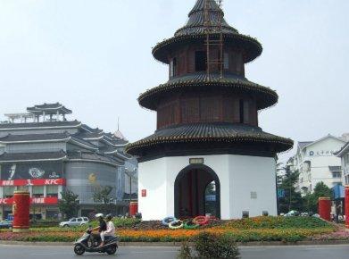 扬州文昌阁旅游-扬州文昌阁旅游景点-扬州文昌阁图片