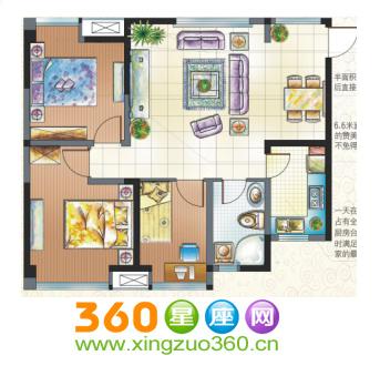 10长8米宽住房设计图