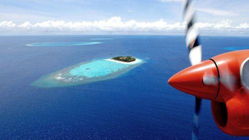 宁静岛w maldives retreat & spa,是马尔代夫赫赫有名的奢华岛,它干净