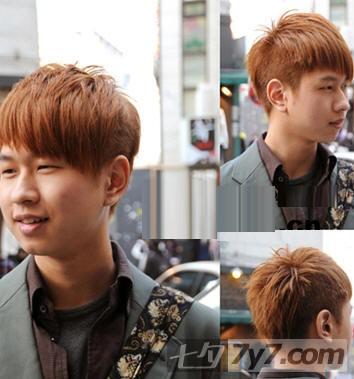 2011年男士流行短发发型图片吸引你的眼球