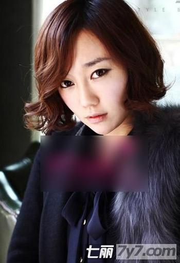 最受欢迎的韩国ol长发发型 增加人气赢得上司喜爱