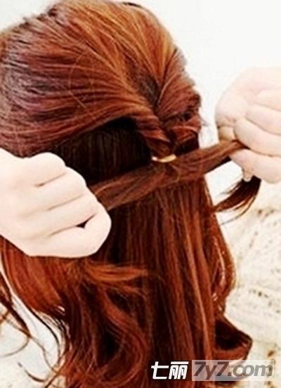 儿童公主头编发 海量小女孩发型