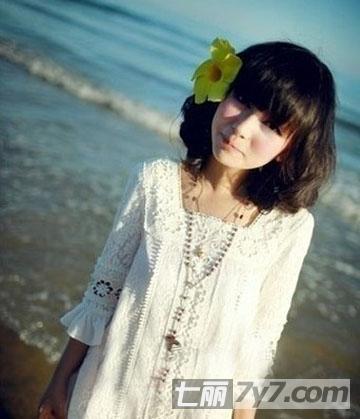 韩式短发蛋卷头发型 潮流hot提升人气