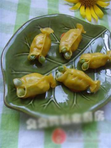 金鱼蒸饺的做法_金鱼蒸饺怎么做好吃