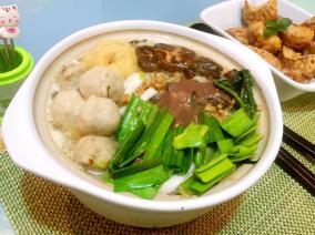 砂锅土豆粉