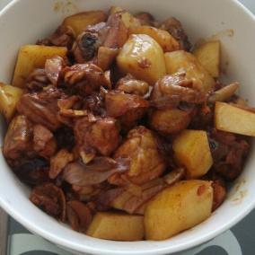 好吃的鸡腿顿美食土豆食谱大全_大全-2345饮食特色做法的菜谱v美食合理图片