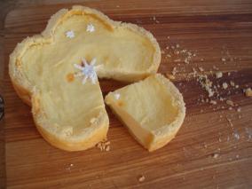 乳酪布丁挞