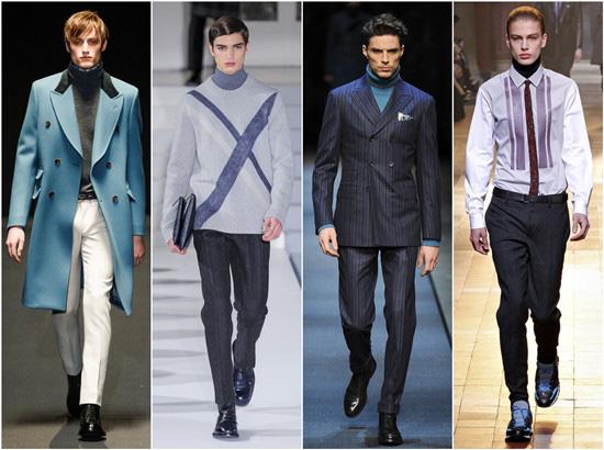 用一件高領衫 喚醒一秋冬的溫暖有型