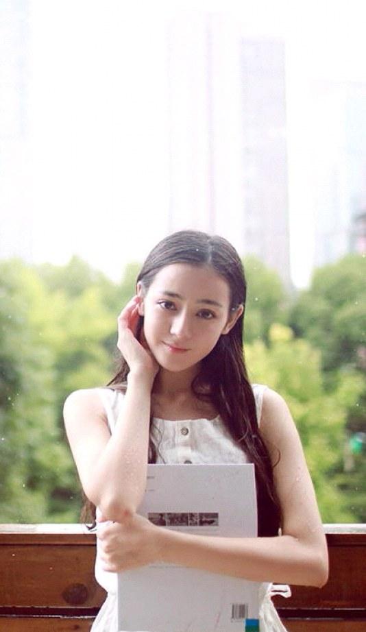 迪丽热巴_美女写真照片_美女手机壁纸_美女圈壁纸