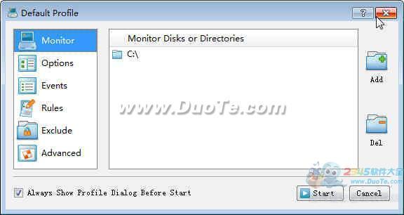Disk Pulse(32bit) (磁盤監測工具)下載