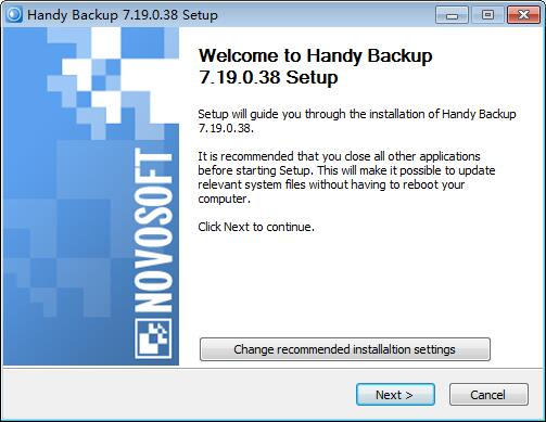 Handy Backup下载