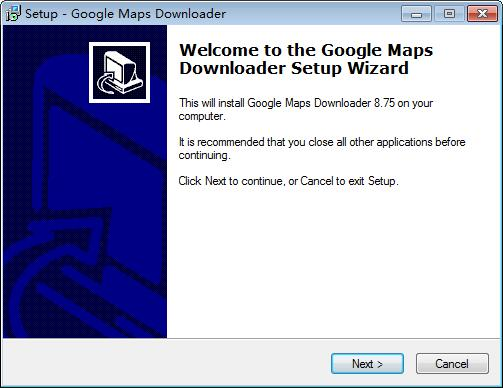 Google Maps Downloader下載