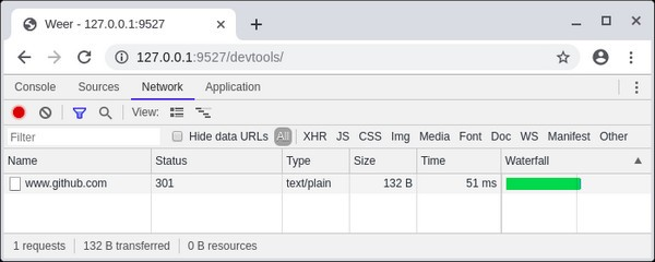 Weer(HTTP协议调试器)下载